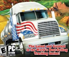 Jeu 18 Wheels of Steel : American Long Haul Windows