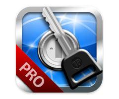 Appli 1Password Pro Ipad