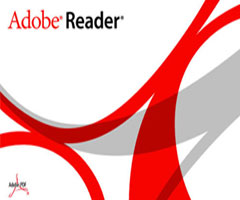 Adobe Acrobat Reader 9 sur Windows