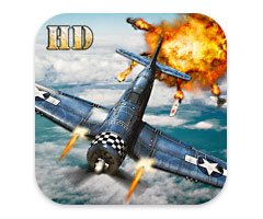 Jeu Air Attack HD iPad