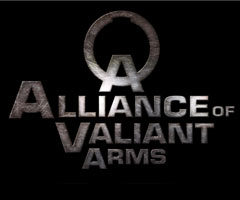 Jeu Alliance of Valiant Arms