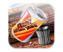 Jeu Can Shooter iPhone