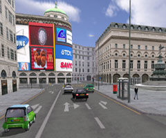 Logiciel D�mo 3D Driving School Europe Edition 5