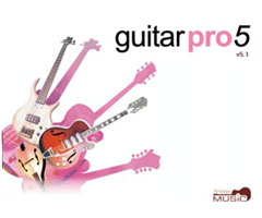 Logiciel Démo Guitar Pro 5 Windows