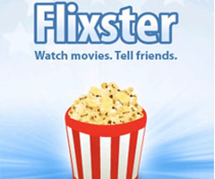 Appli Flixster Facebook