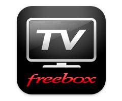 Appli FreeBoxTV HD iPad