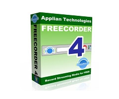 Logiciel Freecorder 4 Windows