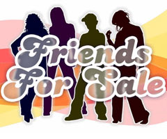 Jeu Friends For Sale! Facebook