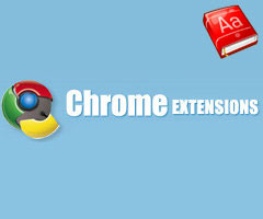 Extension Google Dictionary Chrome