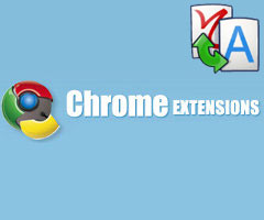 Extension Google Translate Chrome
