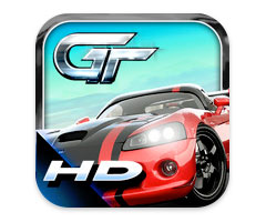 Jeu GT Racing : Motor Academy HD iPad