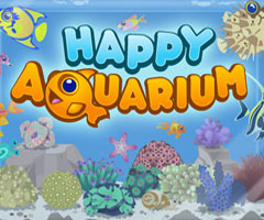 Jeu Happy Aquarium Facebook