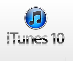 Logiciel iTunes 10 Windows