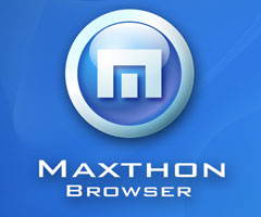Logiciel Maxthon 2 Windows