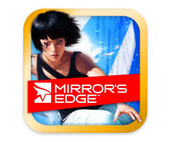 Jeu Mirror's Edge iPad
