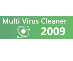 Logiciel Multi Virus Cleaner 2009 9