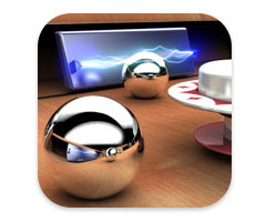 Jeu MultiPong for iPad