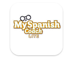 Jeu My Spanish Coach Lite iPhone