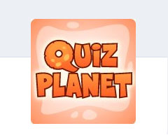 Appli Quiz Planet! Facebook