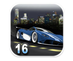 Jeu Racing Live iPhone