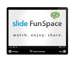Appli Slide FunSpace Facebook