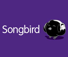 Logiciel Songbird 1 Windows