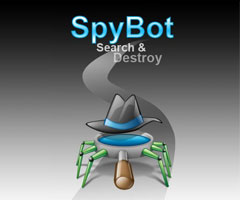 Logiciel SpyBot - Search & Destroy 1.6