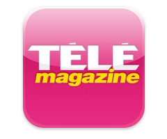 Appli Télé Magazine iPhone