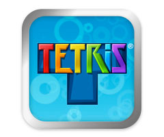 Jeu Tetris iPhone