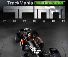 Jeu TrackMania Nations Forever Windows