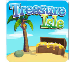Jeu Treasure Isle Facebook