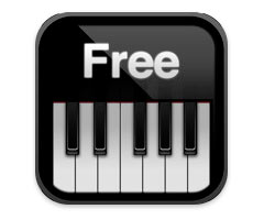 Appli Virtuoso Piano Free 2 HD Ipad