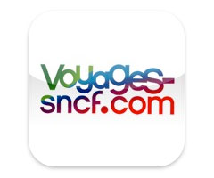 Voyages-SNCF.com iPhone sur Iphone