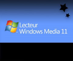 Logiciel Windows Media Player 11