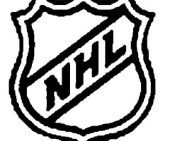 Coloriage Nhl