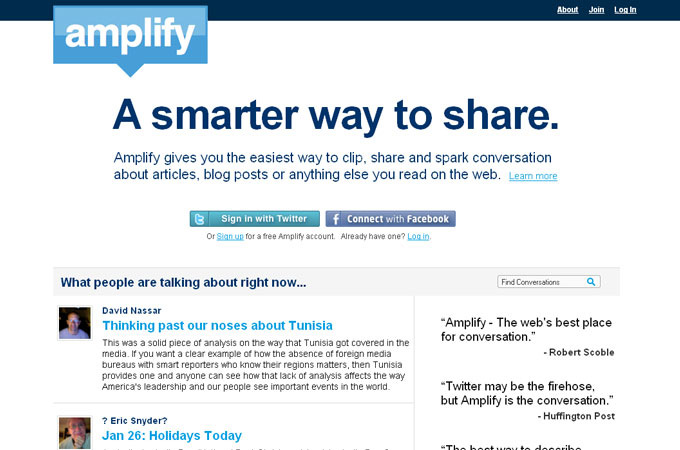 Site Amplify