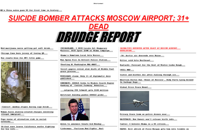 Site DrudgeReport
