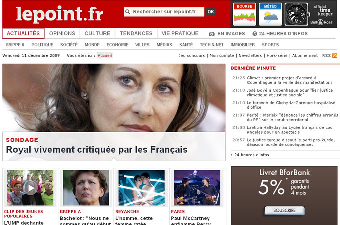 Site Lepoint