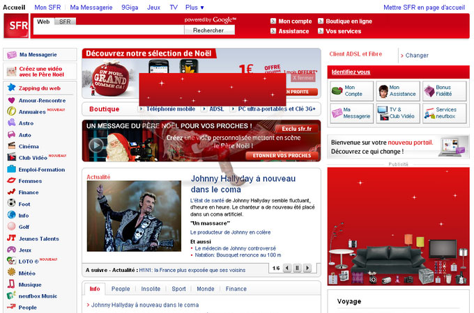 Site Neufportail