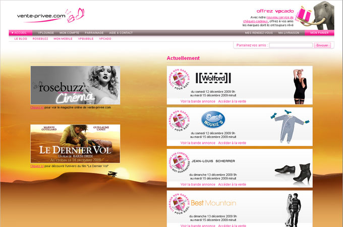Site Vente-Privee
