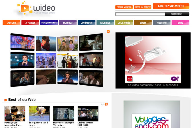 Site Wideo
