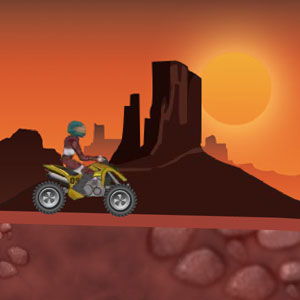 Jeu ATV Canyon