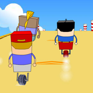 Jeu Box Racers