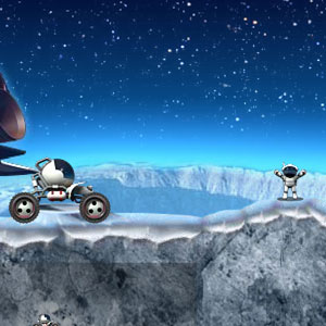 Jeu Moon Buggy