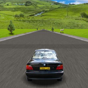 Jeu Action Driving Game