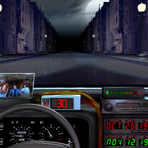 Jeu Back To The Future