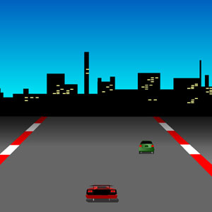 Jeu City Racer