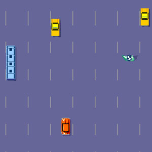 Jeu Crazy Cars
