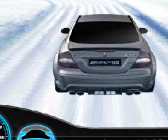 Jeu Drift Revolution Winter Challenge