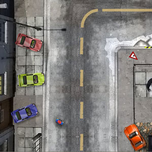 Jeu Driving School